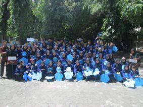 Ospek FMIPA UNY 2013