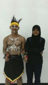 With Alfin asal Papua