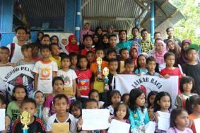 Laskar Baca Lombok