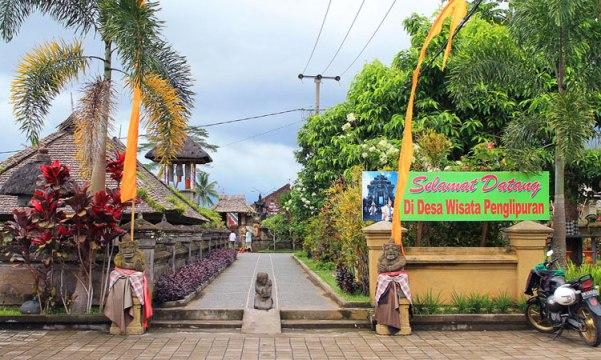 Hasil gambar untuk catus desa wisata penglipuran