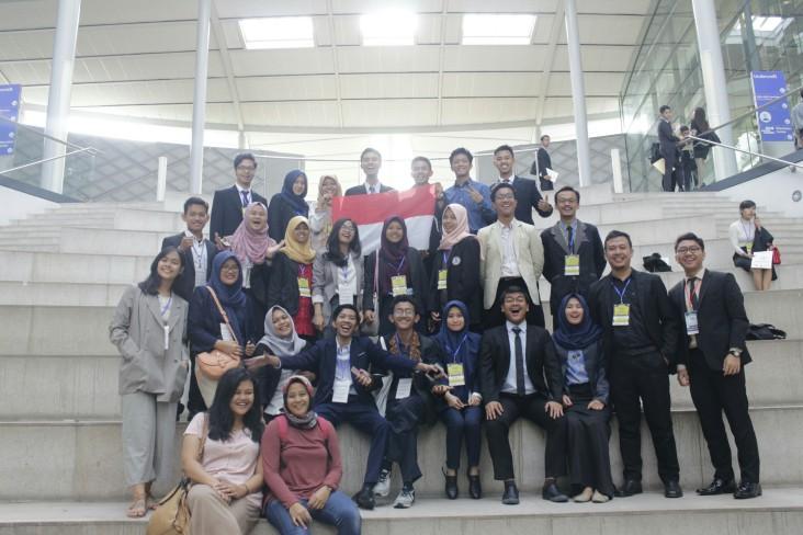 Indonesian Delegates ASF (ASEAN Student Forum) 2017, Perak Malaysia